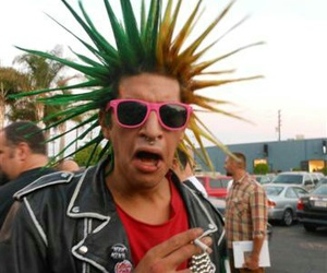 Liberty spikes, men hairstyles, and guy hairstyles image