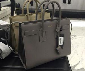 bag, luxury, and YSL image
