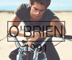men, dylan o'brien, and perfect image
