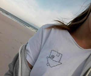 sea, white, and the nbhd image