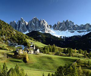 landscape and switzerland image