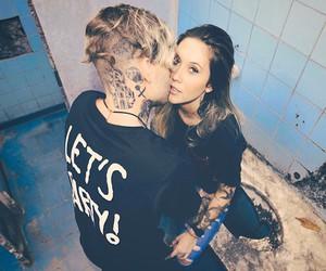 tattoo, couple, and mateus verdelho image