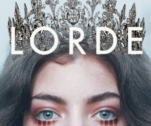 eyes and lorde image