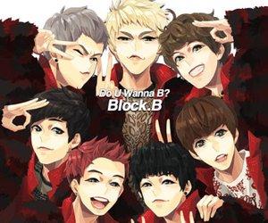 block b, fanart, and zico image