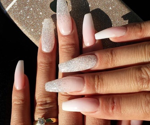 nails, goals, and glitter image