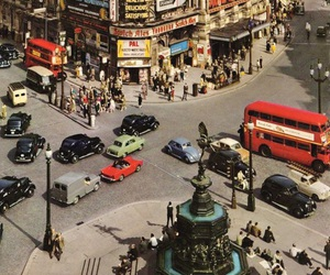 london and vintage image