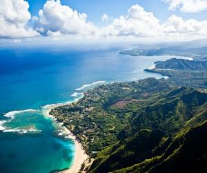 hawaii and ocean image