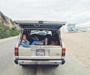 travel, beach, and adventure image