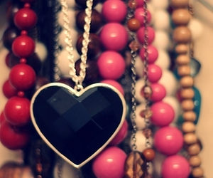 heart, pink, and cute image