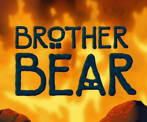 disney, brother bear, and kenai image