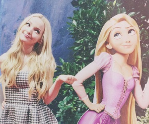 dove cameron, disney, and princess image