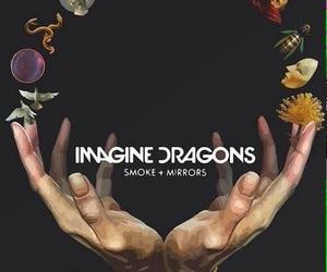 imagine dragons, music, and smoke and mirrors image