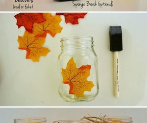 diy, fall, and autumn image