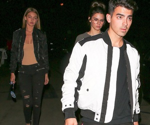 Joe Jonas and gigi hadid image