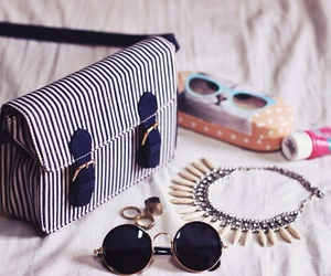 bags, chic, and girly image