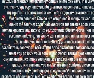 demi, emma watson, and equality image