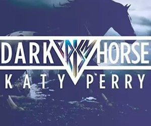katy perry, dark horse, and prism image