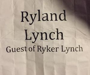 dwts, ryland lynch, and ryker aka riker lynch image