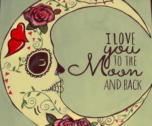 Halloween and love image