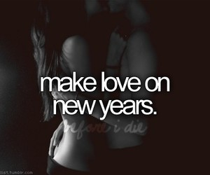 before i die and new years image