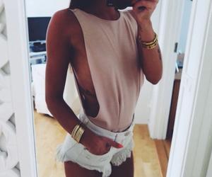 fashion, girl, and Tattoos image