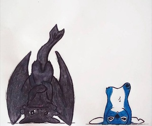 art, doodle, and stitch image