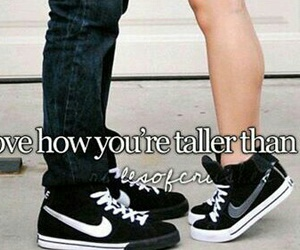 boys, girl, and shoes image