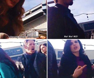 once upon a time, lana parrilla, and sean maguire image