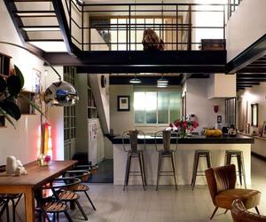 loft, home, and decor image
