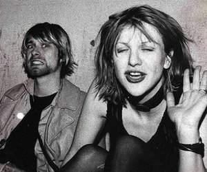 cobain and love image