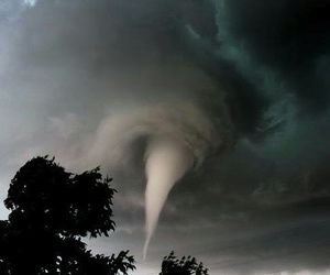 nature, photography, and tornado image