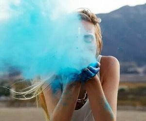 amanda, blue, and colour image