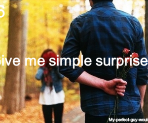 love, perfect guy, and surprises image