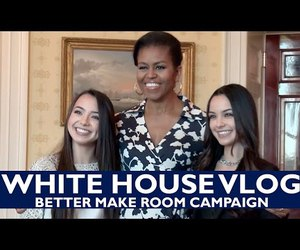 first lady, Washington DC, and merrell twins image