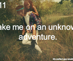 adventure and couple image