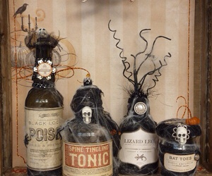 poison and tonic image