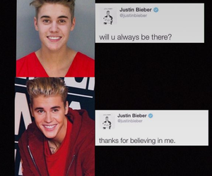justin, bieber, and beliebers image