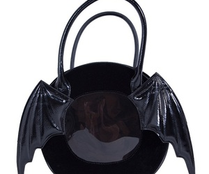 bat, purse, and shoulder bag image