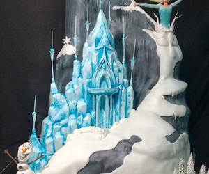 cake and frozen image