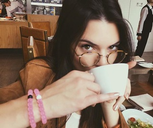 beautiful, kardashian, and coffee image