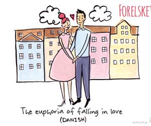 love, untranslatable words, and forelsket image