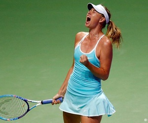 Maria Sharapova, tennis, and wta image