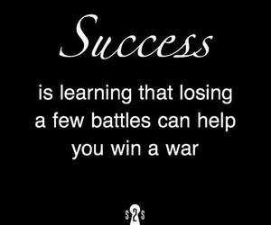 battle, quote, and success image