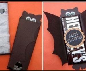 Halloween, diy, and chocolate image