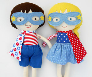 dolls, etsy, and gift image