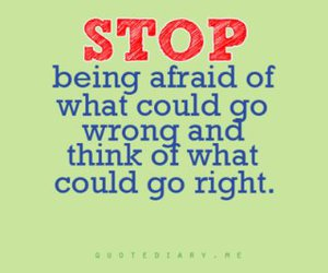 quote, stop, and Right image