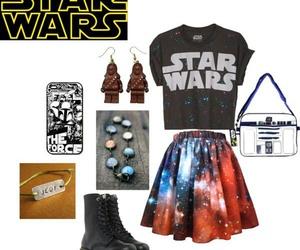 fashion, star, and wars image