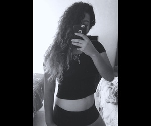 black, girl, and body image