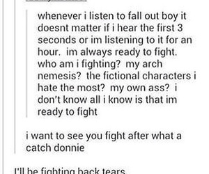 fall out boy and FOB image