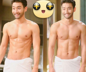 abs, choi siwon, and super junior image